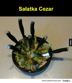 "salda ""cesar"".. my whole life was a lie (where is the chickeen?? where is the cheese??) damn..."
