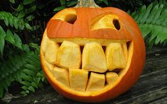 Wonderful Funny Pumpkin Carvings