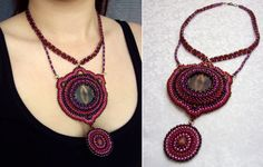 Dragonheart Necklace (contact me: andybori@seznam.cz or see us on Facebook)