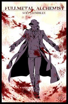 Fullmetal Alchemist - Soft J. Kimblee I love this guy
