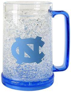 North Carolina Tar Heels Freezer Mug