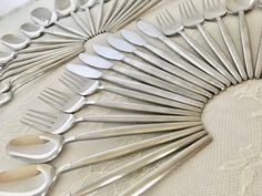 38-Pc. MCM Towle Supreme Cutlery Stainless Steel Flatware Set /Service for 6/Mid Century Modern/Vintage by EastSideBazaar on Etsy