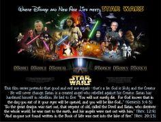 dangerous spiritual lies of star wars