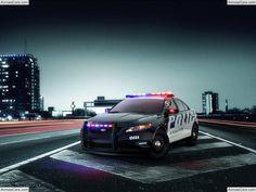 Ford Police Interceptor Concept (2010)