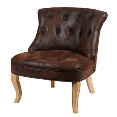Schicker Sessel im rustikalen Stil 229,99 € <3 Hier kaufen: http://www.stylefruits.de/wohnen/sessel-amadeus/w5017815 #Einrichtung #Wohnen #Sessel