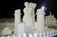 Attend Breckenridge, CO Ice Sculpting