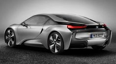 BMW 2014 i8 Coupe New Release