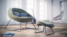 Xiicara Lounge Chair on Behance