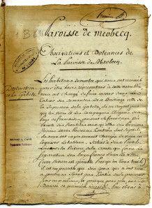"""Les """"cahiers de doléances"""" ont été rédigés en mars-avril 1789 par la noblesse, le clergé et le Tiers-Etat pour servir aux Etats généraux convoqués par Louis XVI pour le 1er mai 1789"""