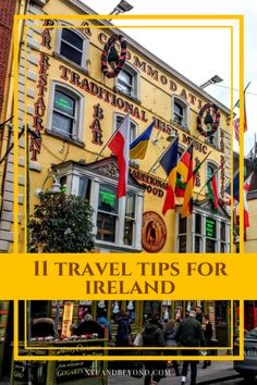 11 Tips for Travel to Ireland - for first time visitors to the Emerald Isle