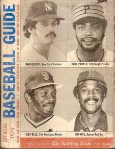 Official Baseball Guide 1979 [Sporting News] by Marcin, Joe; Wigge, Larry; Clark, Carl; Carter, Craig; Vickrey, Larry Sporting News http://www.amazon.com/dp/0892040432/ref=cm_sw_r_pi_dp_TywIwb0QZTMHN