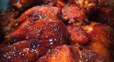 Recipe submitted by Angela Phua, a member of the Munch Ministry Ingredients 6 chicken wings or 12 mid-joint wing 1 tbsp Marmite 1 tbsp oyster sauce 1 tbsp honey 1 tbsp minced garlic 1 tsp sesame oi…