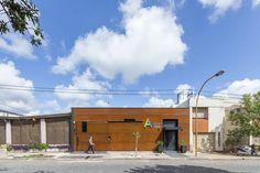 Sede Corporativa de ANIT Desarrollos Inmobiliarios, San Francisco, Argentina - J. Schreiber + M. L. González - foto: Ramiro Sosa