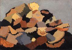 Wood Pile by Arthur Dove