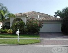 $325,000 Approved short Sale in Wellington, Florida 3 Bdr 3 Bath (Full) Gated Community in Isles of Wellington, Palm Beach County, Florida.  Great house!