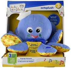 Developmental Toys For Baby Babies Infant Toddler Sound Toy Animal Educational #BabyEinstein