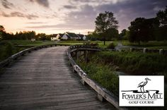 $35 for 18 Holes with Cart and Range Balls at Fowler's Mill #Golf Course in Chesterland near Cleveland ($75 Value. Good Any Day, Any Time until August 1, 2015.)  Click here for more info: https://www.groupgolfer.com/redirect.php?link=1sqvpK3PxYtkZGdlaICl