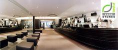 Bethsabee shoe salon by Creneau International Belgium