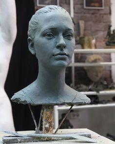 Sculpture Head, Human Sculpture, Abstract Sculpture, Ganesh Lord, Art Challenge, Zbrush, Three Dimensional, Sculpting, Miniatures