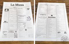 la musa restaurante la latina - Buscar con Google