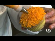 The Culinary Institute of America Food Enthusiasts :: Spring Cupcake Bouquet