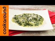 Un viandante in cucina: Risotto con spinaci e mascarpone