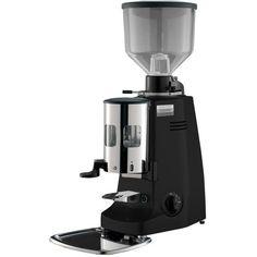 Mazzer Major Espresso Grinder - Black - My Espresso Shop Espresso Shot, Espresso Maker, Espresso Coffee, Best Coffee, Coffee Cups, Best Espresso Machine, Coffee Varieties, Coffee Health Benefits, Blended Coffee