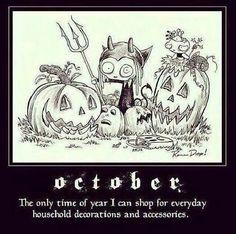 October halloween favorite