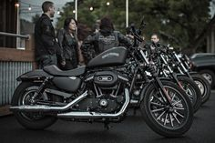 Not the flavor for everyone. That would be vanilla. | Harley-Davidson #DarkCustom