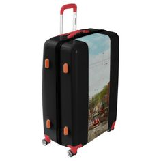 #City - MA Gloucester - A little bit of everything Luggage - #luggage #suitcase #suitcases #bags #trunk #trunks