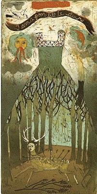 Kirsi Neuvonen (Finnish). Frida Kahlo's Hunting Gown.