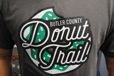 Ohio's first and only Donut Trail was unveiled today by the Butler County Visitors Bureau. The Butler County Donut Trail highlights small, family-run donut shops and invites visitors to explore Butler County through donuts. The Buckeye State, Visitors Bureau, Need A Vacation, Travel Checklist, Short Trip, Logo Inspiration, Day Trips, Cincinnati, Donuts