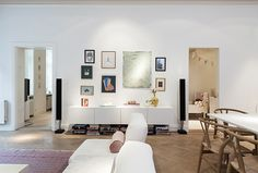 The Design Chaser: Homes to Inspire | Stylish in Stockholm