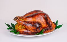Thanksgiving Roasted Turkey Cake by Melissa Alt Cakes Cakes By Melissa, Realistic Cakes, Turkey Cake, Sculpted Cakes, Roasted Turkey, Custom Cakes, Cake Art, Sculpting, Thanksgiving