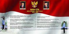 Islam Garis Lurus: Inilah Nawacita Jokowi-JK, Sudah Sampai Mana Prose...