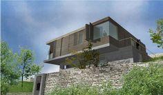 Vineyard Villa @ Sierre | by Area-17