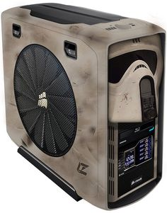 "Corsair 600T tower PC case concept. Not exactly a ""tech gadget,"" especially since one doesn't really exist yet, but it's a pretty awesome case idea for the tech world."