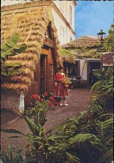 Traditional house -Madeira -Portugal
