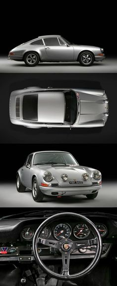 PORSCHE 911 T/R EX PADDY MCNALLY Travel In Style | #MichaelLouis - www.MichaelLouis.com