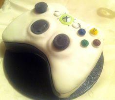 X box controller cake