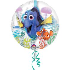 Check out Find Finding Dory 24 Balloon (Each) and other party supplies. The most…