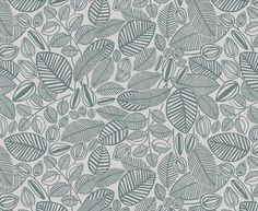 Stillo </br> Sage CB on Parchment Tropical Forest, Forest Floor, Leaf Shapes, Sage, Floors, Collections, Tapestry, Texture, Abstract
