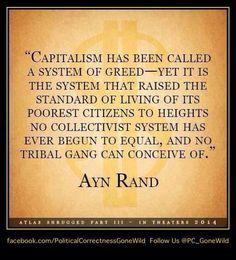 Ayn Rand - Support Capitalism - buy from a capitalist. CenturyBMWHuntsville.com CenturyAuto.com