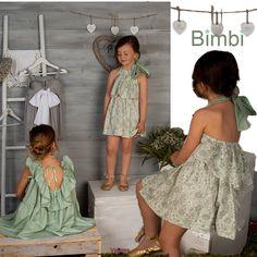 Estampados con Bimbi moda infantil