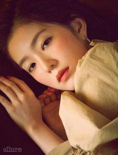 Bae Joohyun Photoshoot For Allure Korea Red Velvet 1, Red Velvet Irene, Seulgi, Red Velvet Photoshoot, Little Red, Kpop Girls, Bae, Korea, Pop Dolls