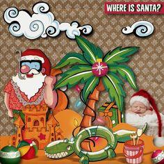 "Le blog de Scrapbxl: ""Have yourself a very hot Christmas"" de Valentina's creation"
