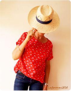 blouse-ohédubateau