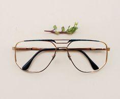 Italian hipster frames / Vintage man glasses / men's by Skomoroki
