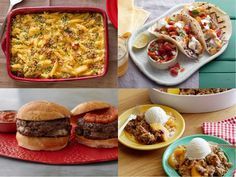 Check out Food Network's Guy Fieri's best dishes, from his big and bold bacon-studded macaroni and cheese to Italian-style nachos.
