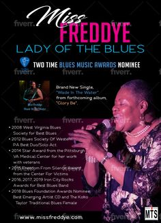 I will laYOUT your Ad for Print or Web Flyer Distribution, Wade In The Water, Blues Music, Music Awards, West Virginia, Layout, Ads, Album, Page Layout